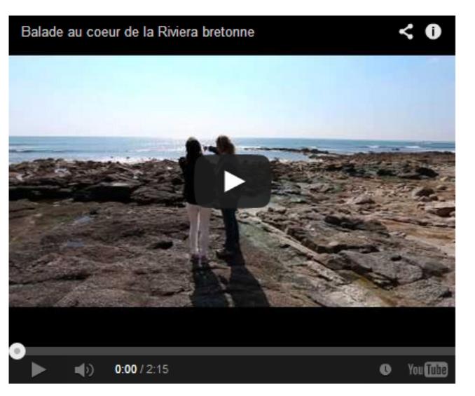 Balade au coeur de la Riviera bretonne